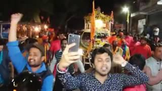कोलकाता वाली यात्रा का जयपुर मानसरोवर में हुआ भव्य स्वागत - GADHWAL STUDIO