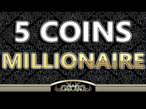 5 Altcoins That Can Make You A MILLIONAIRE! | This Is As Real As It GETS!