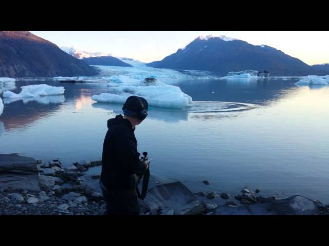 Killing glacier ice