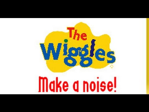 THE WIGGLES MUSICAL INSTURMENTS MAKE A NOISE GAME WALKTHROUGH KIDS WIGGLY BAND MUSIC SONGS