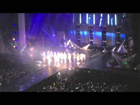 140718 EXO PLANET #1 -- THE LOST PLANET -- in SHANGHAI at Mercedes-Benz Arena