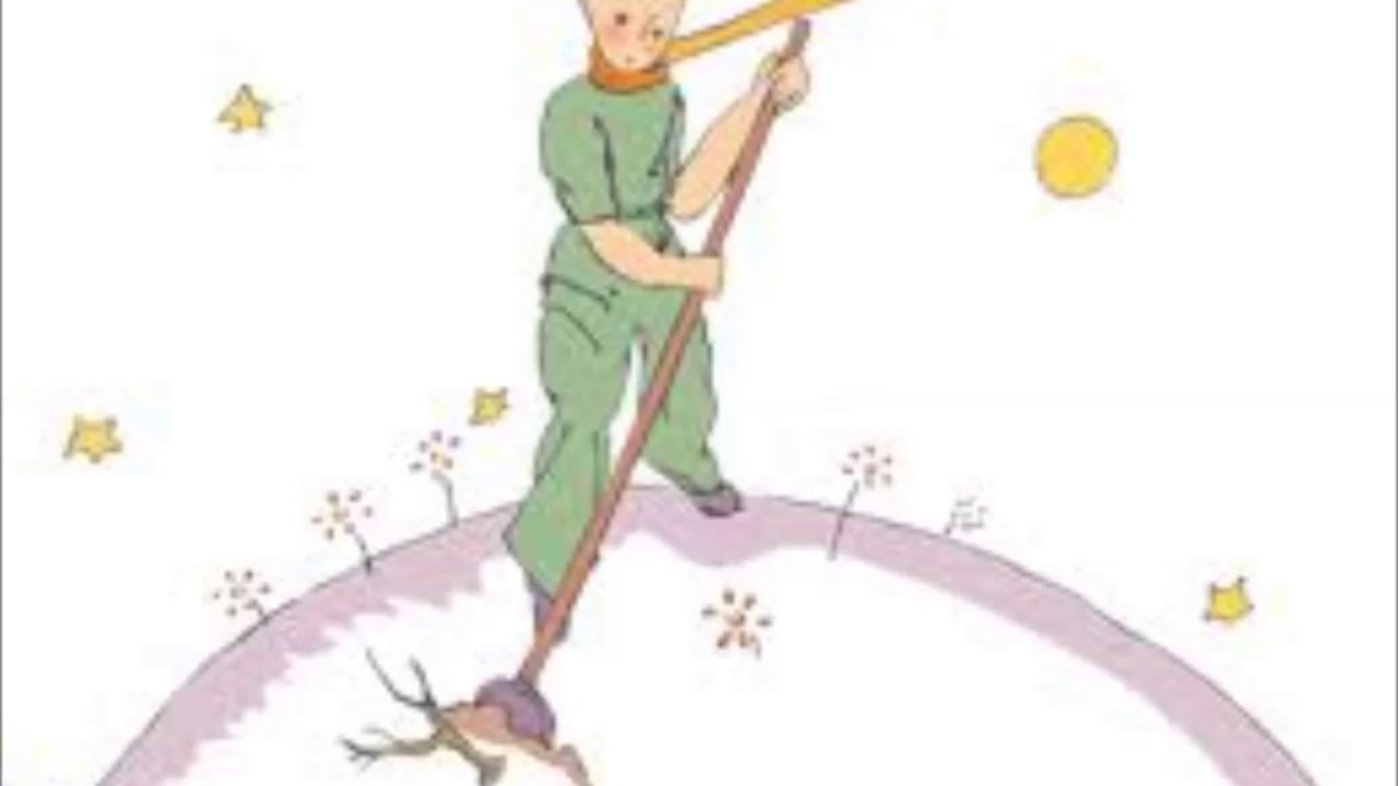 Resumo do livro ''O Pequeno Principe'' - YouTube