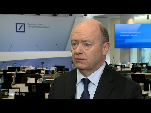 Deutsche Bank CEO Doesn't Rule Out Combination