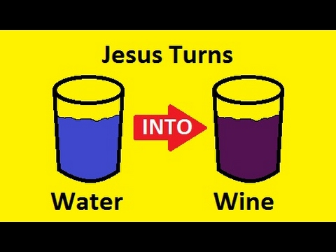 The Lesson Significance Of First Miracle Wedding Cana Water Into Wine