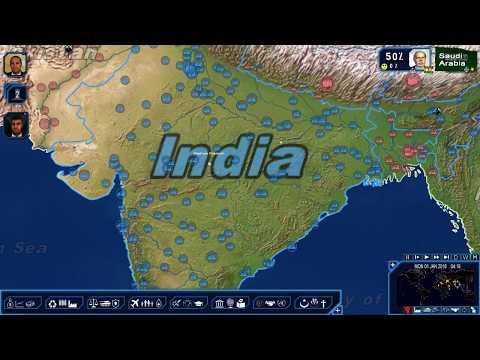 Geopolitical Simulator 4:  2018 - All Roads Lead to Delhi Ep. 2 - Tax & SpacePolicy