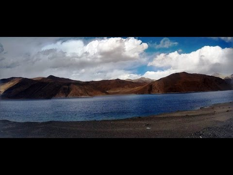 Ladakh Trip: Leh - Nubra Valley - Pangong Tso May 2016