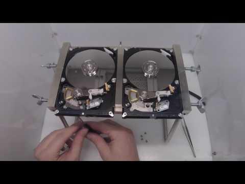 ST1000DM003 Head Swap Repair - Affordable clean room data recovery