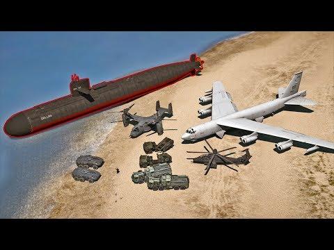 ALL GTA Online Doomsday Heist Vehicles (GTA 5 Mods)
