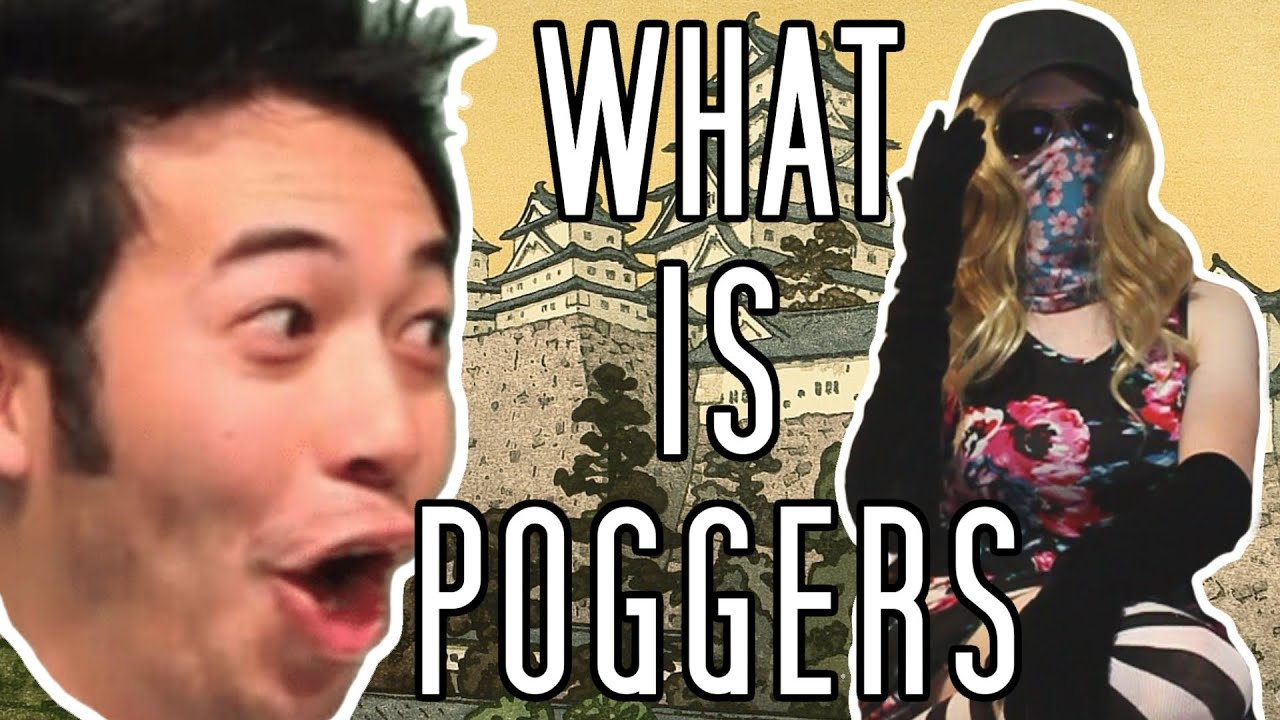 What is Poggers?