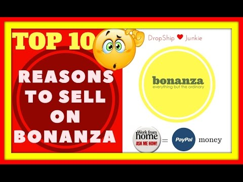 Top 10 Reasons to Sell on Bonanza eCommerce Websites