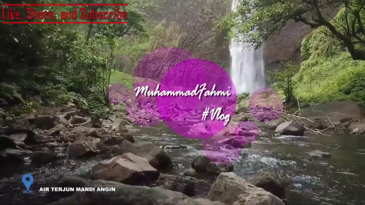 Air Terjun Mandi Angin Wisata Populer Di Kab Muko Muko Bengkulu Youtube