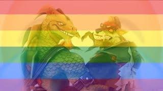 Juen el Furry Fandom meik yur favorita skin de Fortnite gay