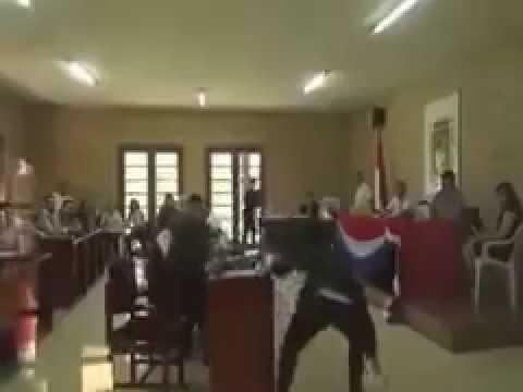 Evo Morales vídeo de Gemidos