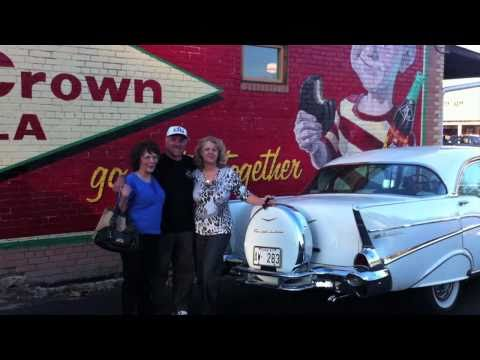 Road trip in 1957 Chevy to Ben Wheeler, Texas - MyRod.com Blog