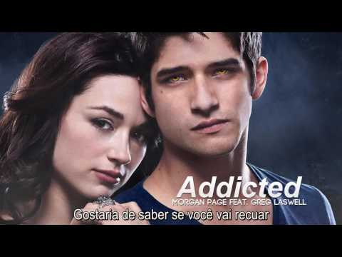 Morgan Page feat. Greg Laswell  Addicted  |TEEN WOLF LEGENDADO PT/BR