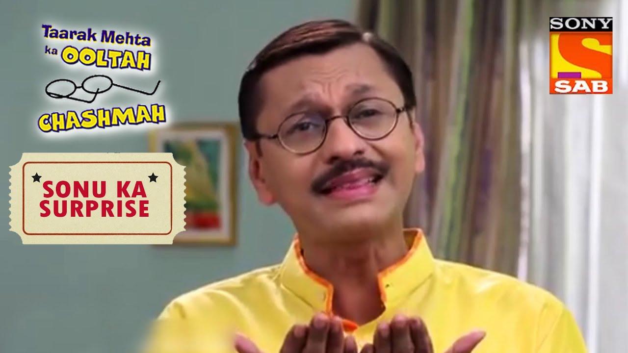 क्या माँग रहा है Popatlal Prayers में? - Taarak Mehta Ka Ooltah Chashmah - Sonu Ka Surprise