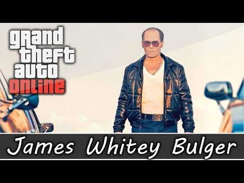 GTA 5 Online - James Whitey Bulger Black Mass Outfit and Customization