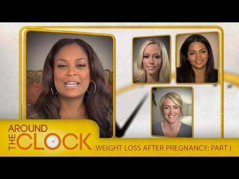 Weight Loss After Pregnancy: Part 1 I Everyday Health