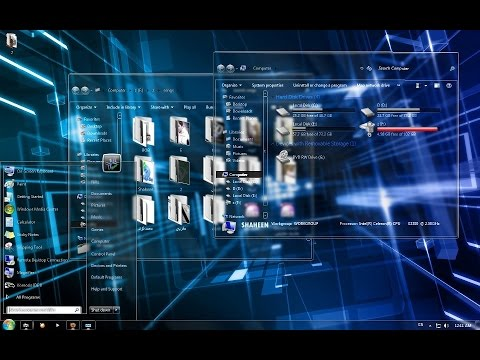 hd theme for windows 7 free