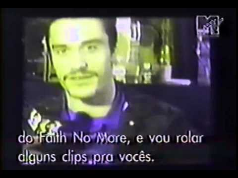Faith No More  MTV Na Estrada Full DocTV  1995 King For A Day USA