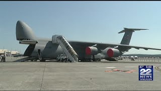 VIDEOS: Westover Air Show Demonstrations