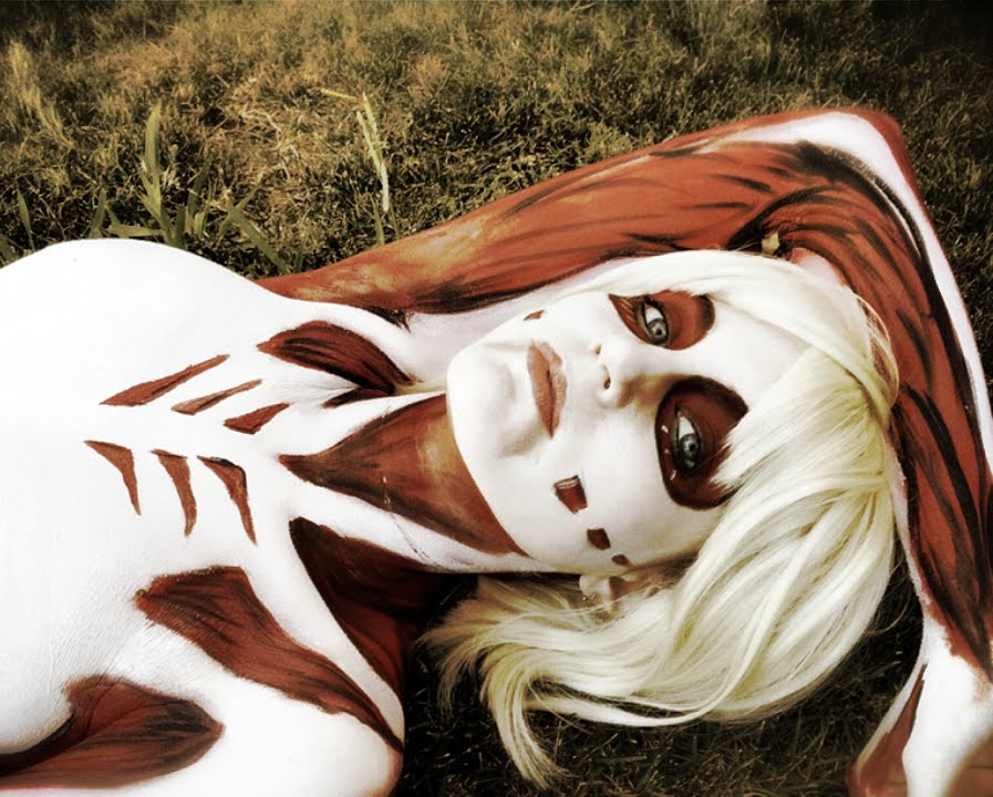 Attack on titan female cosplay