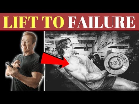Should You Train To Failure For Muscle Growth? (New Research)