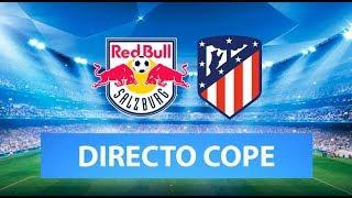 (SOLO AUDIO) Directo del Leipzig 2-1 Atlético de Madrid en Tiempo de Juego COPE
