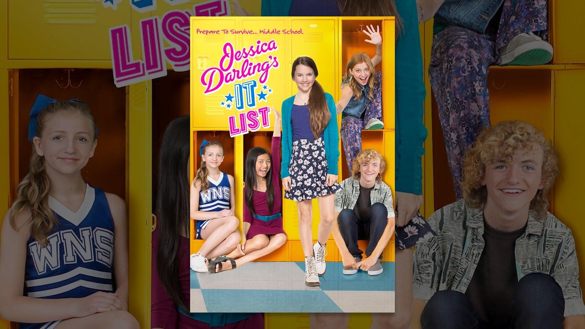 Jessica DarlingS It List