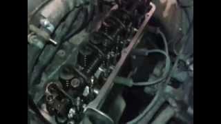 видео Регулировка клапанов двигателя УМЗ 4216 на Газели