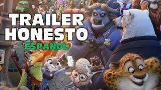 Trailer Honesto- Zootopia