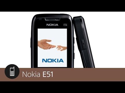 Retro: Nokia E51