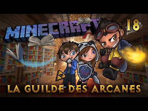 Minecraft - Rosgrim - La Guilde des Arcanes - Ep 18 - Twilight Forest