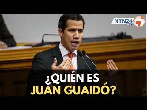 ¿Quién es Juan Guaidó?
