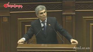 Սերժ Սարգսյանի իրավահաջորդը Սերժ Սարգսյանն է. Արամ Սարգսյան