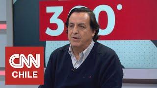 """""""¿Por qué nadie de la UDI califica?"""": Víctor Pérez cuestiona cambio de gabinete"""