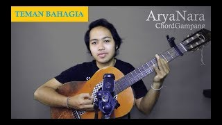 Download Lagu Chord Gampang (Teman Bahagia - Jaz) by Arya Nara (Tutorial) Mp3