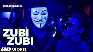 Naam Shabana : Zubi Zubi Video Song | Akshay Kumar, Taapsee Pannu, Taher Shabbir | T-Series