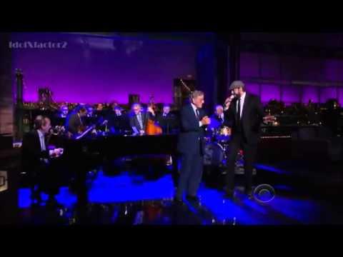 Tony Bennett Dueto Con Juan Luis Guerra.