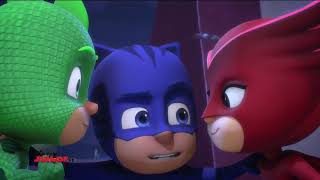 Cartoons For Children - PJ Masks Deutsch Pyjamahelden - Episode #2