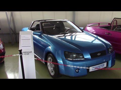 ВАЗовские автомобили не пошедшие в серию