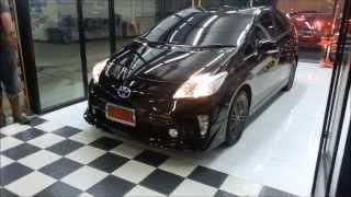 Shine Club Glass Coating   Toyota Prius 2013 TRD
