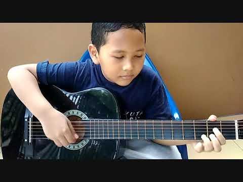 Cover Guitar Laskar Pelangi