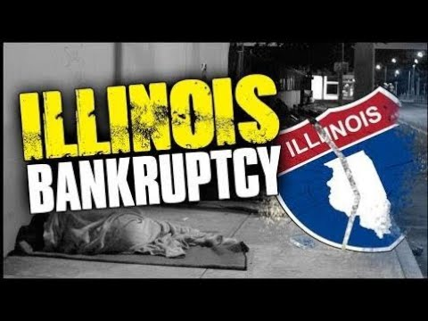 COULD AN ILLINOIS BANKRUPTCY BE THE CATALYST FOR THE COMPLETE LOSS OF FAITH IN PAPER CURRENCIES