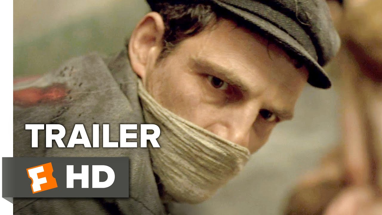 画像: Son of Saul Official Trailer #1 (2015) - László Nemes Movie HD youtu.be
