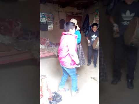 Abuelita de 87 años bailando