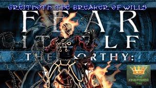 Marvel Avengers Alliance PvP: Greithoth, Breaker of Wills