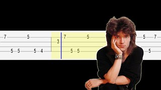 Richard Marx - Right Here Waiting (Easy Ukulele Tabs Tutorial)