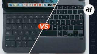 Brydge Pro vs Logitech Slim Folio Pro: Battle of the iPad Pro Keyboards