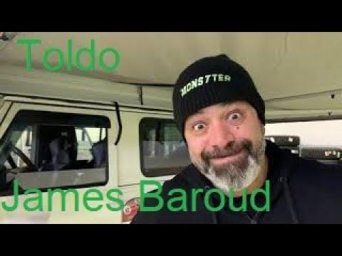 James Baroud Awning Falcon - Toldo Falcão